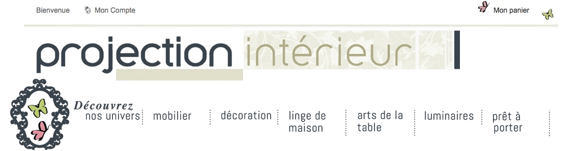 Ent�te Projection Interieur
